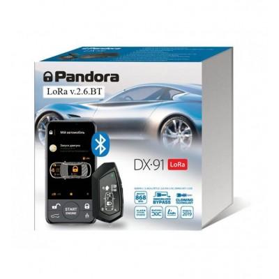 Pandora DX-91 LoRa v2 характеристики