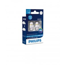 Светодиодные габариты W5W Philips  X-tremeUltinon LED 4000K