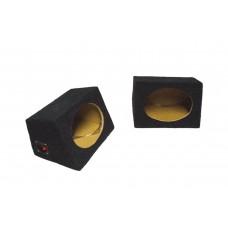Короб под динамики (овал 6x9) / внутренний крепеж