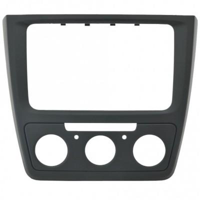 Переходная рамка  SKODA YETI для VW RNS-510 (MANUAL AC)