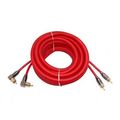 Межблочный кабель  2RCA – 2RCA URAL (УРАЛ) RCA-PB5M