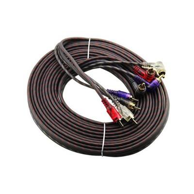 Межблочный кабель  4RCA – 4RCA URAL (УРАЛ) 4RCA-BV5M
