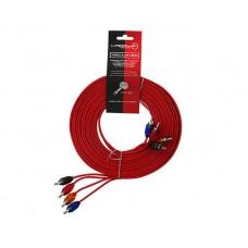 Межблочный кабель  4RCA – 4RCA URAL (УРАЛ) 4RCA-MV5M