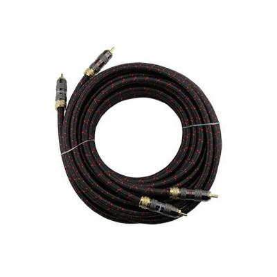 Межблочный кабель  2RCA – 2RCA URAL (УРАЛ) RCA-SY5M SYMPHONY