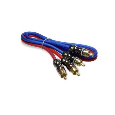 Межблочный кабель  2RCA – 2RCA Pride Diamond 0.5м