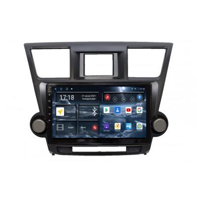 Штатная магнитола для Toyota Highlander 2-поколение XU40 (08.2010-12.2013) RedPower 71035