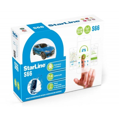 Starline S66 BT 2CAN-2LIN GSM