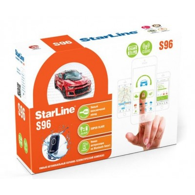 StarLine S96 BT GSM/GPS