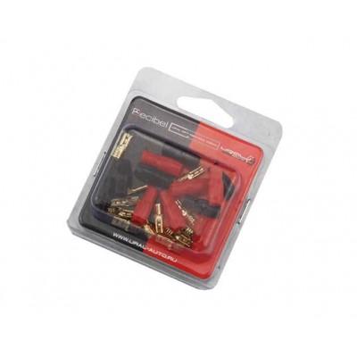Обжимная клемма (ножевая) для акустического кабеля URAL (Урал) SPT-DB1012GA (5,5 мм)