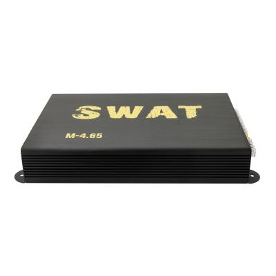 4-канальный усилитель  SWAT M-4.65