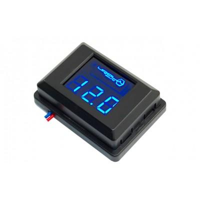 Вольтметр URAL (Урал) DB Voltmeter (синяя подсветка)