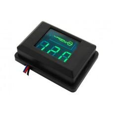 Вольтметр URAL (Урал) DB Voltmeter (зеленая подсветка)