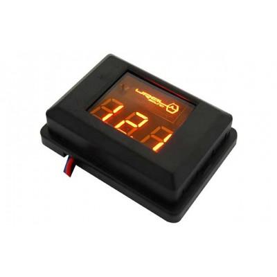 Вольтметр URAL (Урал) DB Voltmeter (оранжевая подсветка)