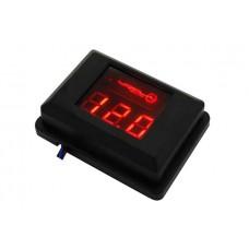 Вольтметр URAL (Урал) DB Voltmeter (красная подсветка)