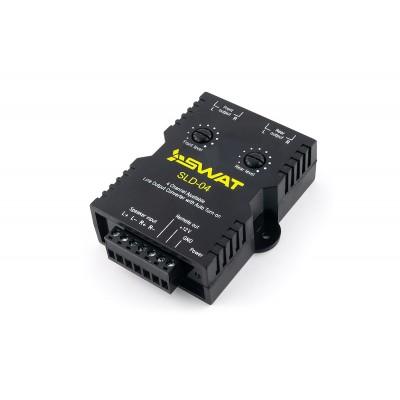 Прeобразователь уровня сигнала HI-LOW SWAT SLD-04